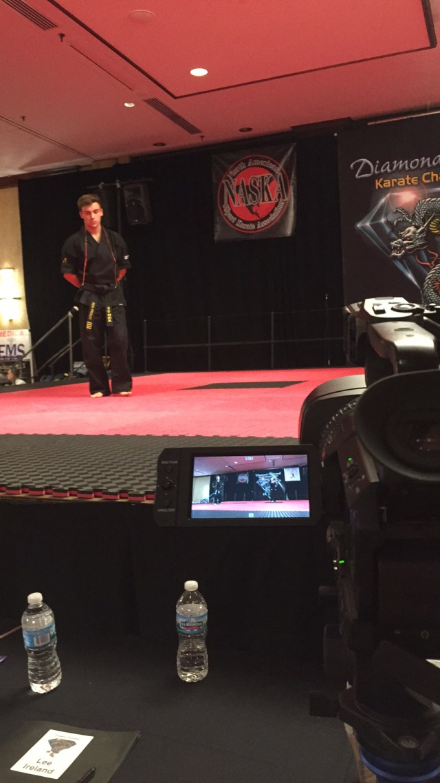 Sport Martial Arts, Diamond Nationals 2016