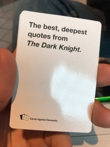 Cards Against Humanity, katanerd