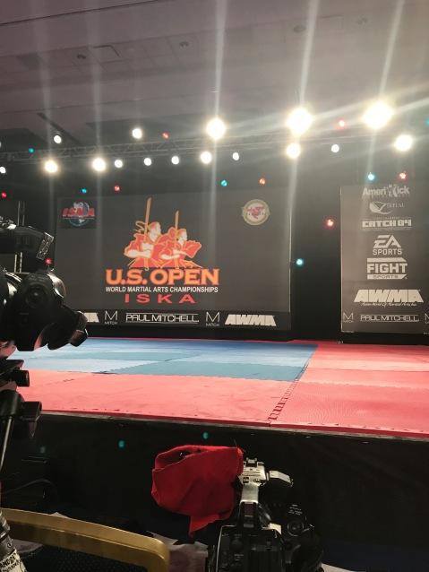 U.S. OPEN ISKA World Championships