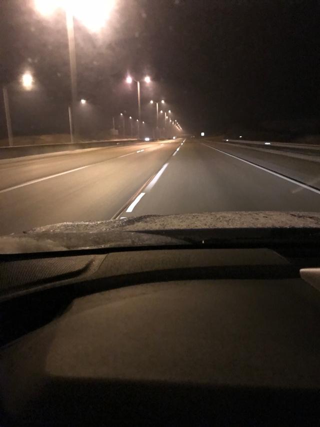 Driving I-94