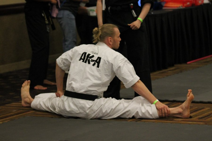 Side Splits at Infinity National Championships